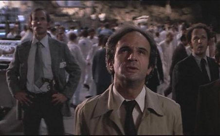 François Truffaut in Close Encounters