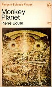 cover of Monkey Planet by Pierre Boulle