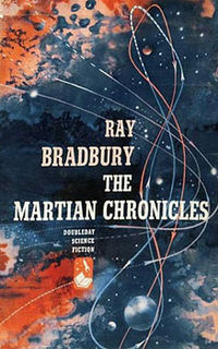 cover of The Martian Chronicles by Ray Bradbury